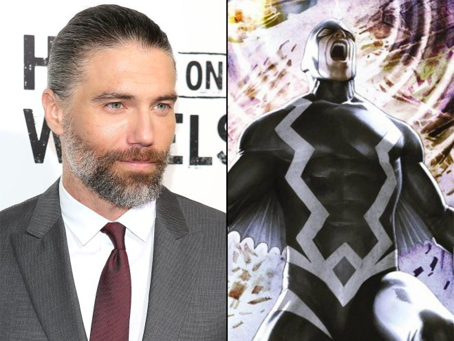 Check out the full cast of @Marvel's @theinhumans: