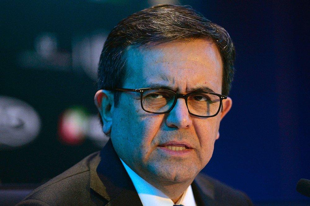 Mexico economy minister to talk NAFTA in Detroit