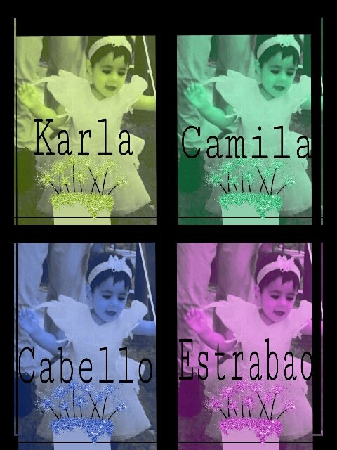 Karla Camila Cabello Estrabao  Happy Birthday
