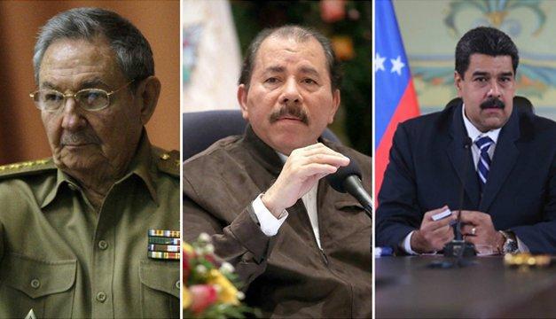 EE.UU. advierte del autoritarismo de Cuba, Nicaragua y Venezuela