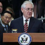 US Secretary of State Tillerson to visit Japan, South Korea and China this month: Report