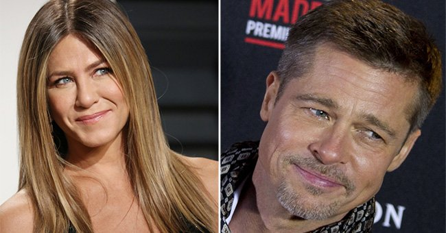 Can you BELIEVE this news about Brad Pitt and Jennifer Aniston...?!