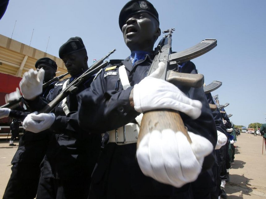 Gambia frees nearly 100 prisoners from Jammeh era