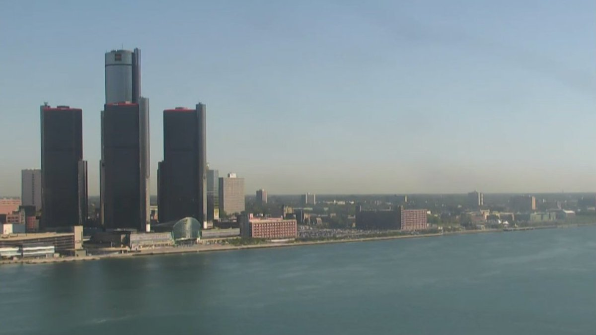 Metro Detroit Weather: Chilly Saturday, mostly sunny