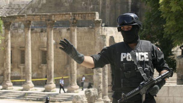 Jordanians hanged over terror attacks