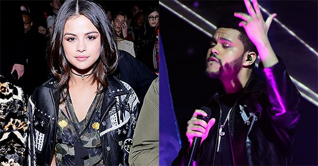 Err, awkward? Selena Gomez and The Weeknd spotted in Paris the same time as Bella Hadid...