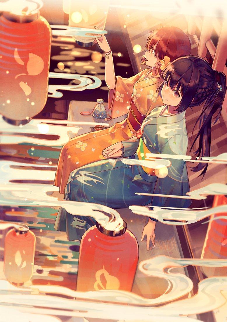 #anime_eupho  永遠に  Pixiv: