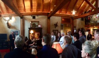 What a great fundraiser in Lufkin, #Texas this morning. Enjoyed chatting with the group!