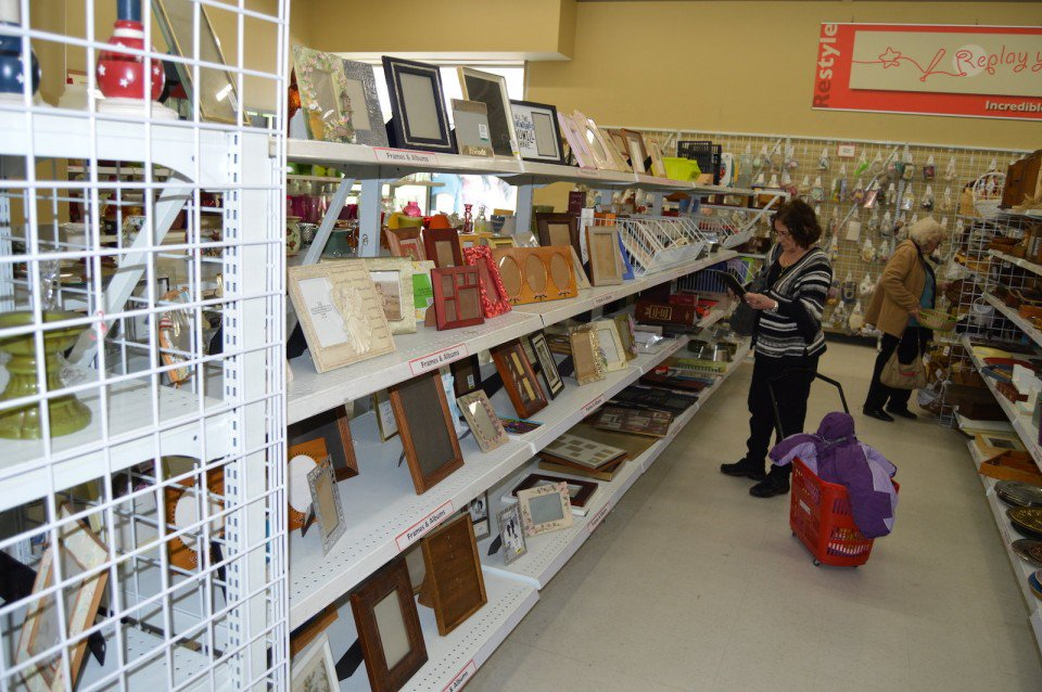 Savers thrift store in West Springfield draws bargain hunters and treasure seekers (Photos)