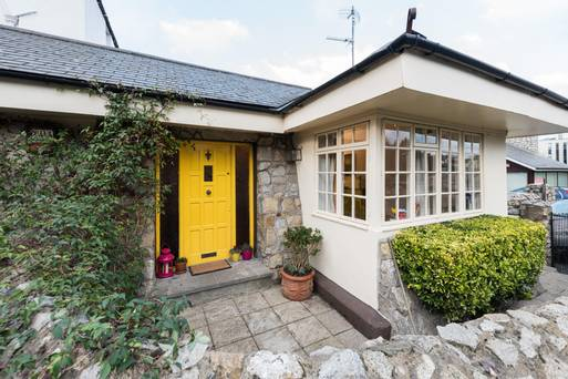 Four cottages on the market in Dublin
