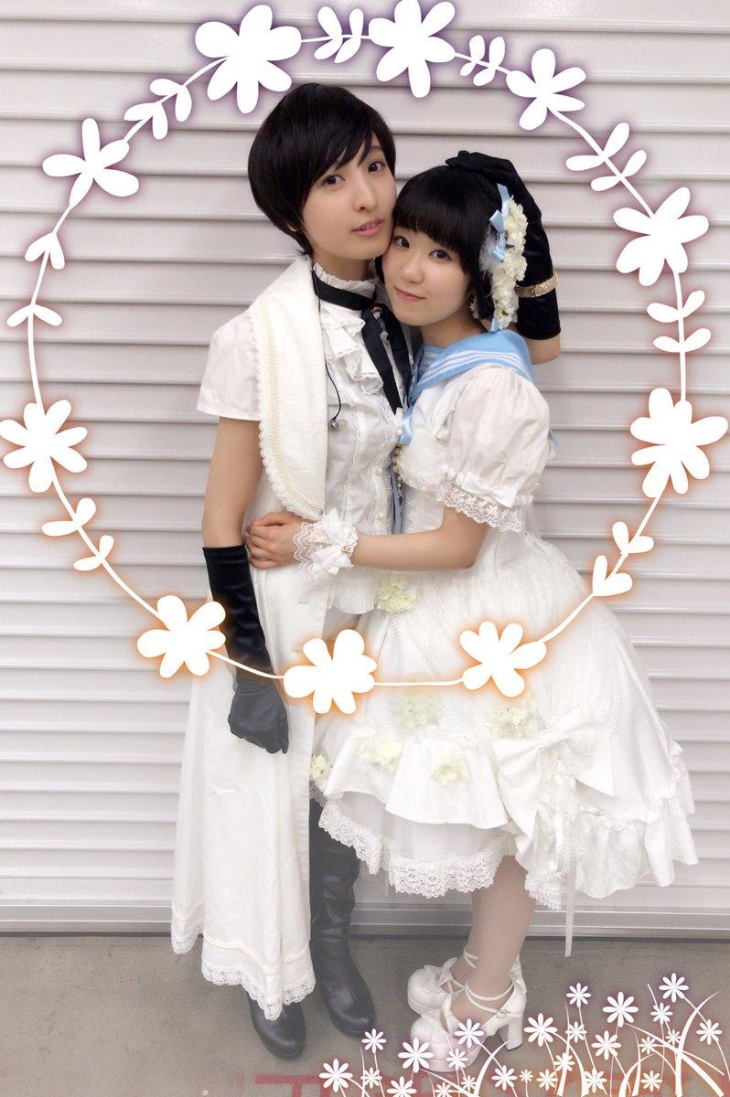 こんなイケメンさが光りまくってる佐倉綾音さんですが完全に男の子座りして緒方恵さんに『股を開くな!』とつっこまれたり、小林