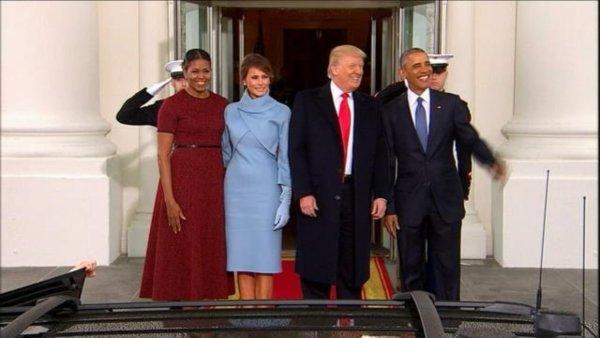 Écoutes téléphoniques : Trump accuse Obama https://t.co/20l2sikuFq #BarackObama