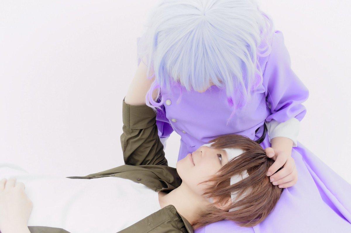 ※コス※「愛」か「依存」かNORN9七海:初夏さん( )ロン:なるせphoto:旭さん( )