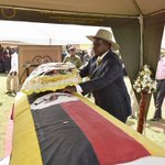 Museveni's fallen war ally Maumbe Mukhwana accorded state burial