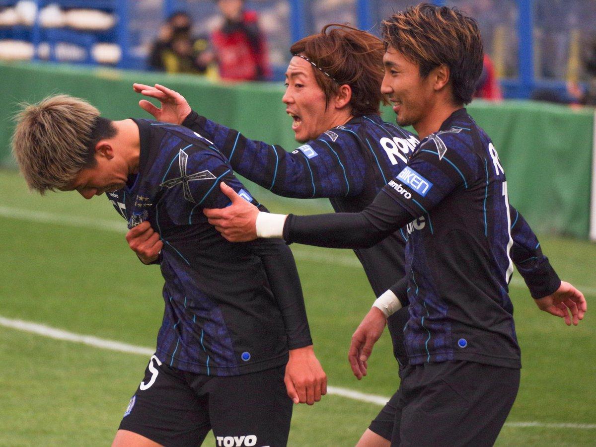 【サッカー】<J1/第2節>ガンバ大阪が鬼門・日立台で2011年以来の勝利!長沢2発などで柏レイソルを下す