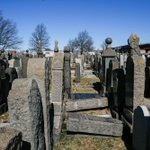 NYPD finds no evidence of vandalism at largely Jewish cemetery where over 40 tombstones fell over