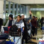 2nd batch of students deported from Egypt arrive home, hope to resume studies