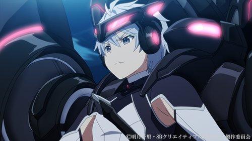 AT-Xにて、4月23日(日)9:00-15:00『最弱無敗の神装機竜』全12話一挙放送決定しました! #saijaku