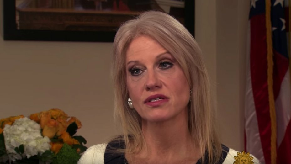 "Kellyanne Conway compares ""alternative facts"" to Oscars snafu: ""Things happen to everyone"""