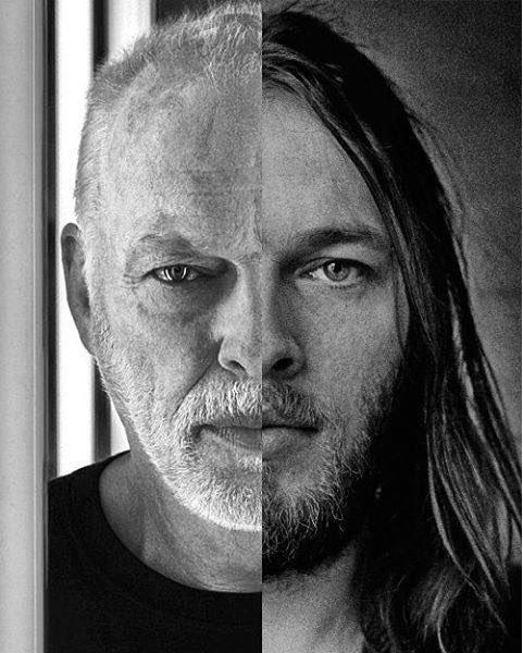 Happy Birthday David Gilmour!!! 71 years of pure genius...