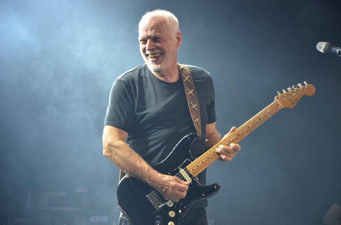 Happy Birthday David Gilmour. Smile on.