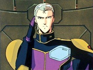 ギガノス帝国軍 親衛隊機甲兵団第一師団に所属するエースパイロット、マイヨ・プラート大尉であります!彼は機甲戦記ドラグナー