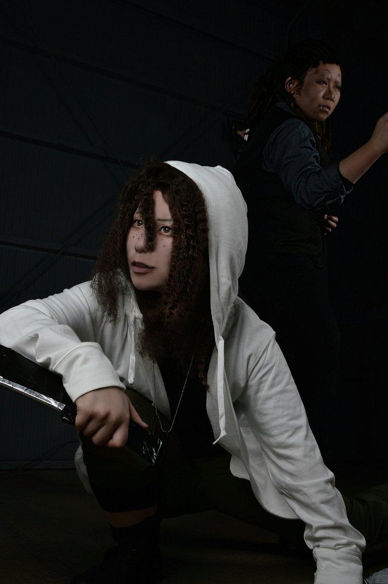 注意   GANGSTA       共闘ガラハッド  詠李さんダグ              ちーころP  ヒナさん