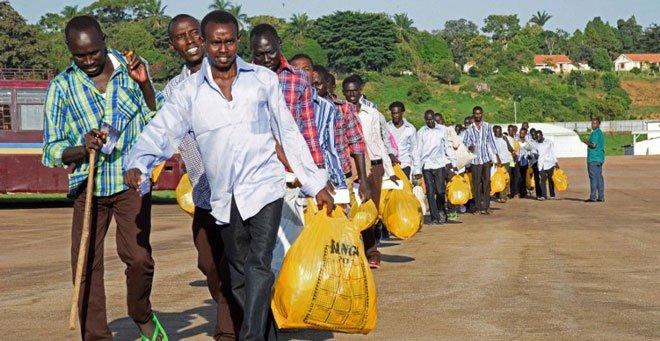 Sudan rebels free 125 prisoners after Uganda mediation