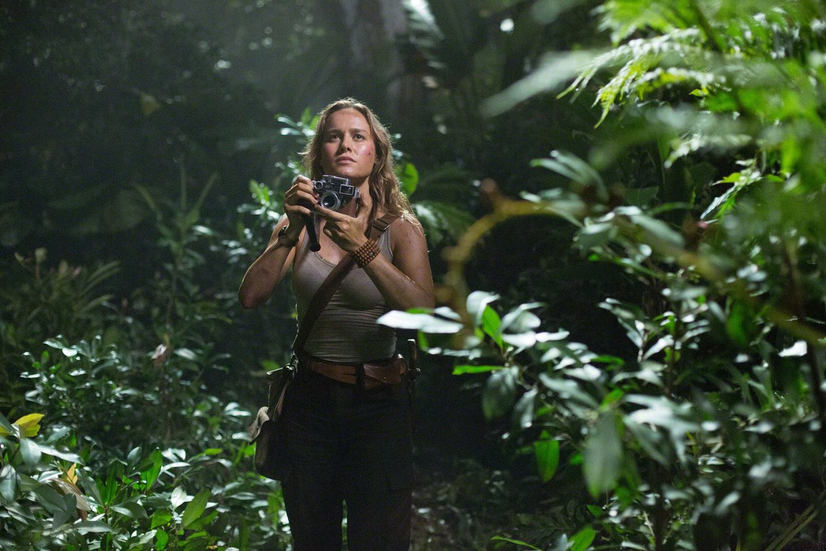 test Twitter Media - RT @brielarson: 4 more days!!! @kongskullisland https://t.co/lH9J0jMsE0