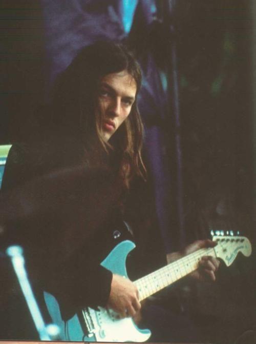 Happy Birthday David Gilmour. Born 1946