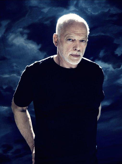 Happy birthday David Gilmour !