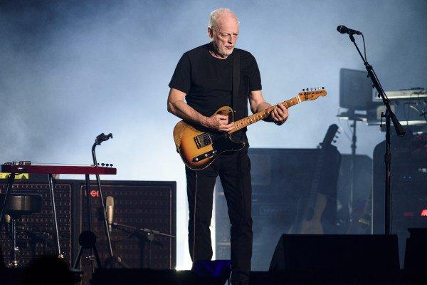My Lost Treasure: Happy Birthday David Gilmour