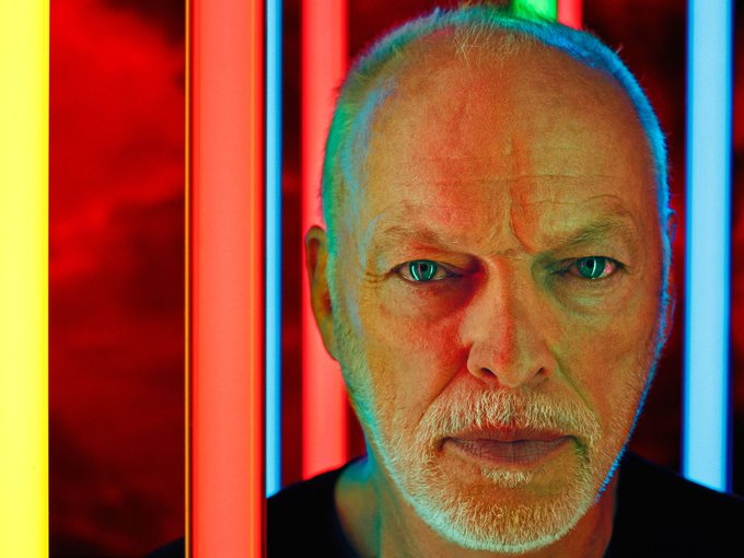 Happy birthday David Gilmour.