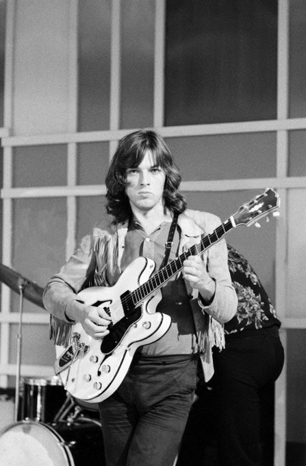 Happy Birthday, David Gilmour | 6th March 1946