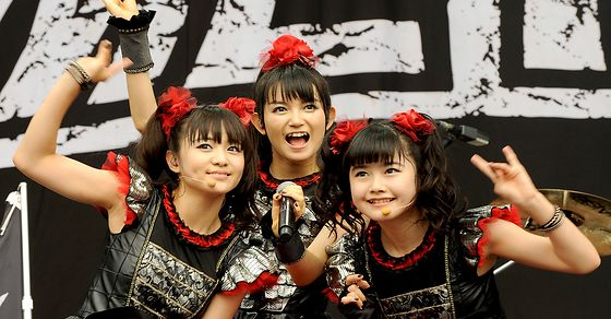 .@Babymetal_Japan join @Korn & @StoneSour's Serenity of Summer U.S. tour — See the dates; htt...