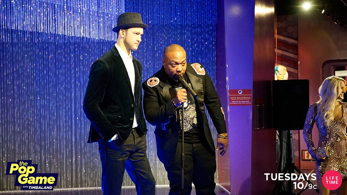 RT @Timbaland: Tuesday on #ThePopGame, @JTimberlake is ready! Are you? Tune in at 10/9c on @LifetimeTV #Lifetime https://t.co/2LjR5N9P1A