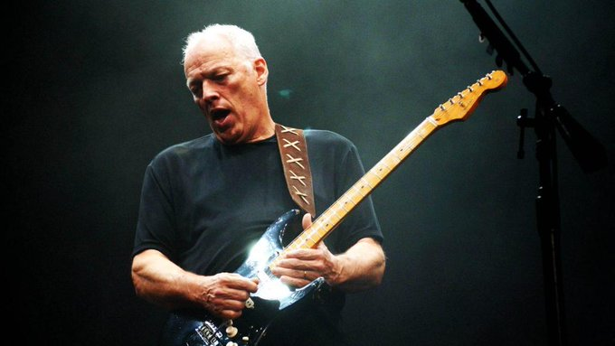 Happy Birthday David Gilmour: Performing Songs Of Syd Barrett