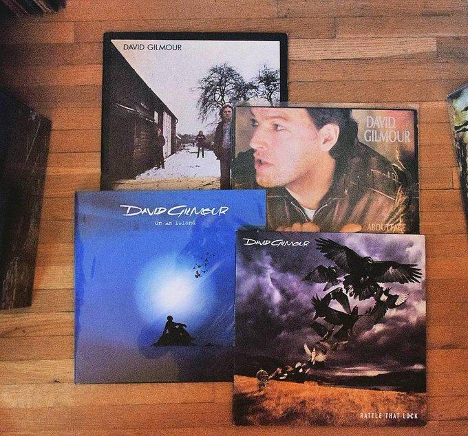Happy Birthday Mr. David Gilmour!