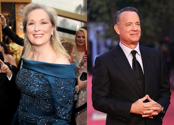 #MerylStreep and @tomhanks will share the silver screen for the first time -> https://t.co/0HyQOAEwvt