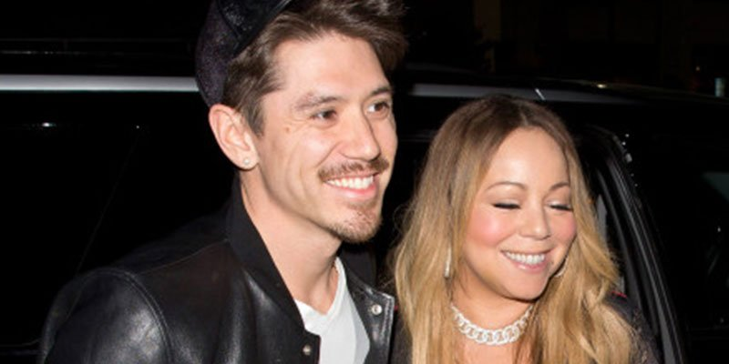 Date night! Mariah Carey and Bryan Tanaka 'giggle' through adventurous dinner