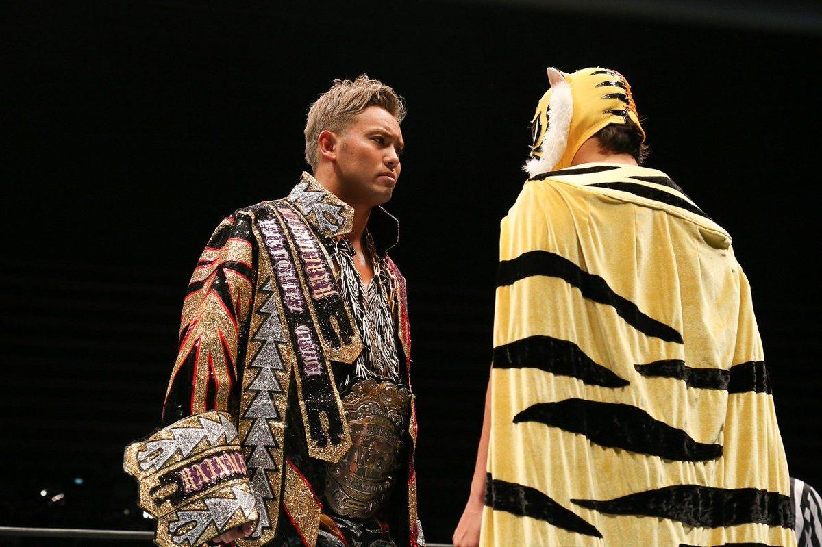 そして、3/6のタイガーマスクW選手とオカダ・カズチカ選手の激闘の模様は「ワールドプロレスリング」で放送予定!(関東地区