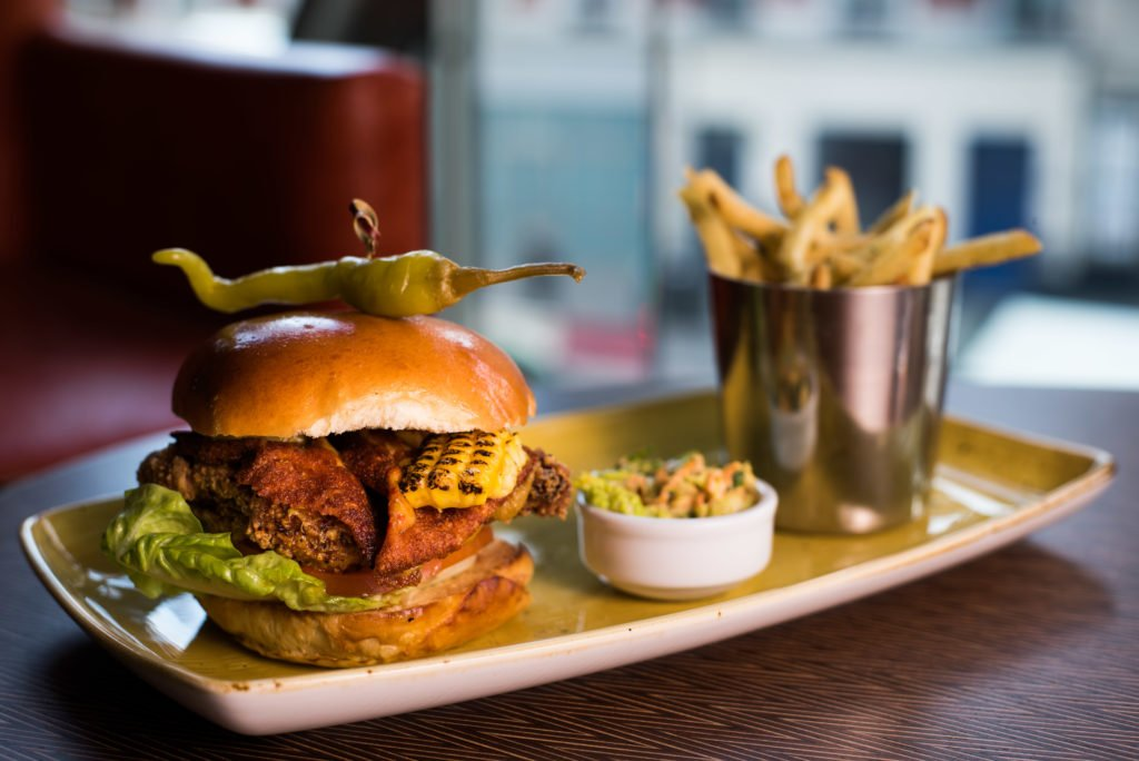 Dirty Bones London's Best American Food with Deliveroo