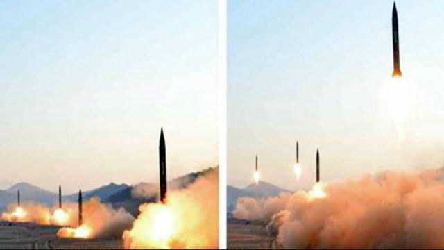US deploys missile defence system to South Korea