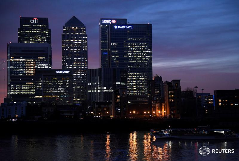 Exclusive - Hard Brexit would trigger 'leaching' of banks from UK: draft report