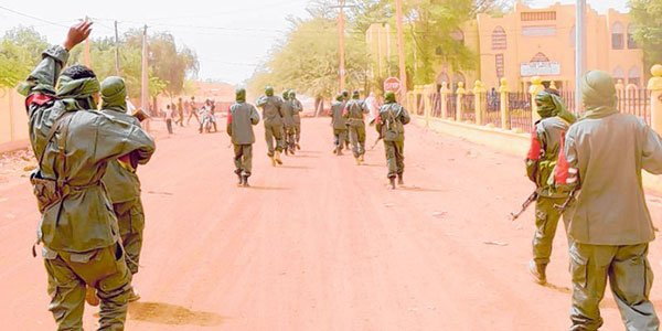 11 Malian soldiers killed in attack on border base