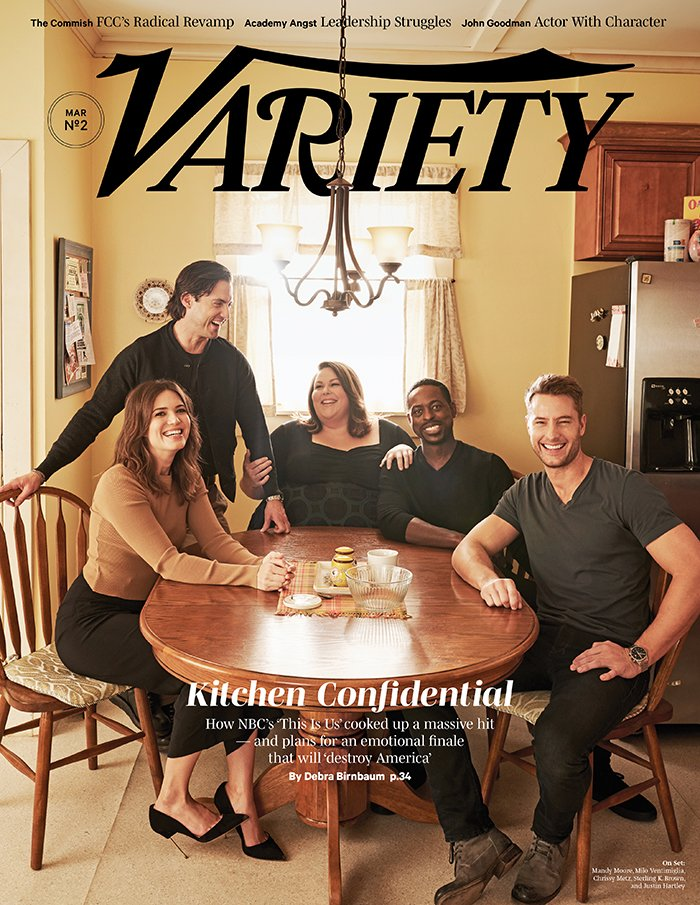 COVER STORY: ThisIsUs: How @Dan_Fogelman broke records and hearts with NBC's hit