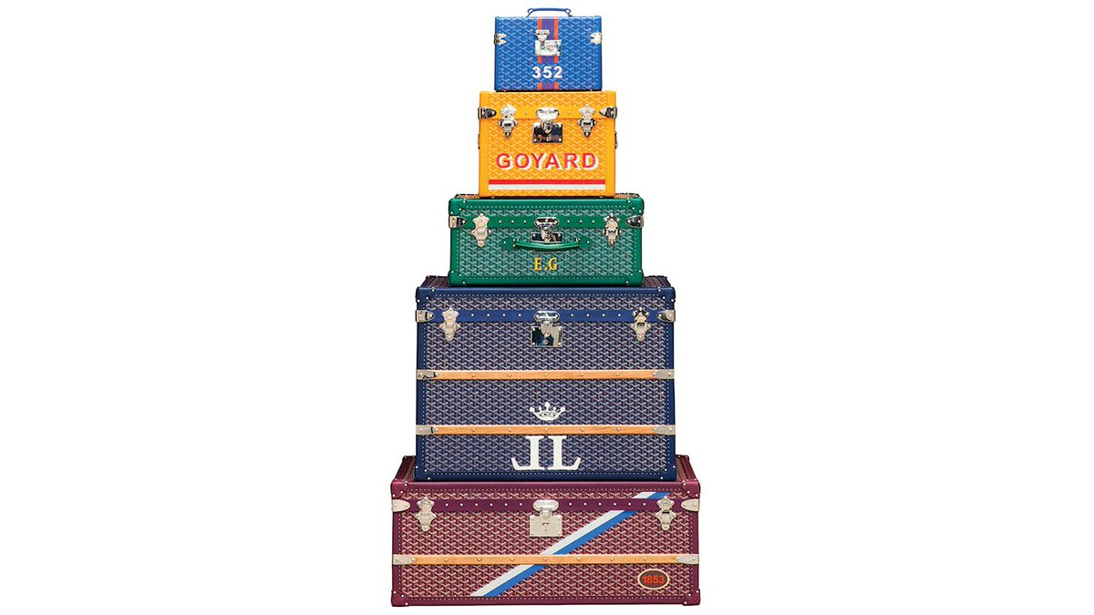 RT @boatint: The best steamer trunks for superyachts from @goyard, @LouisVuitton, @ghurkaUSA and more https://t.co/INRpny1SBv https://t.co/…