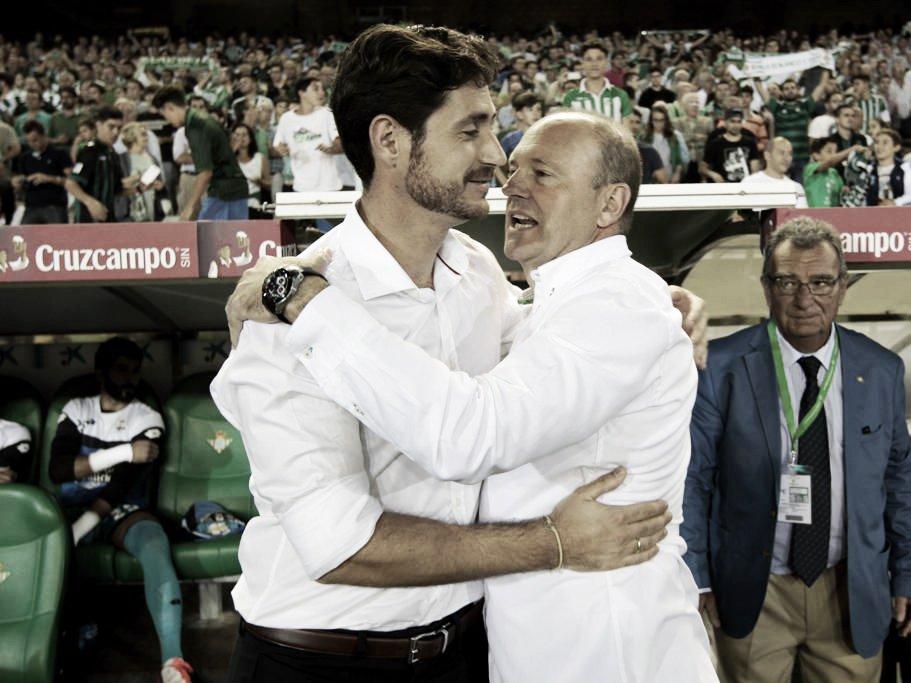 Pepe Mel y Víctor se reencontrarán mañana https://t.co/u0cwjJMMLk #Depor #LaLiga https://t.co/PVyr577pdY