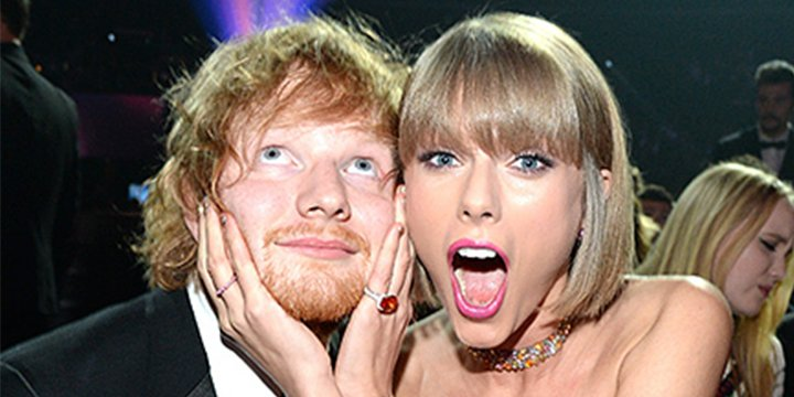 Ed Sheeran talks forming a boyband and hooking up with Taylor Swift's friends