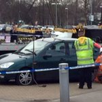Women die after crash in hospital car park